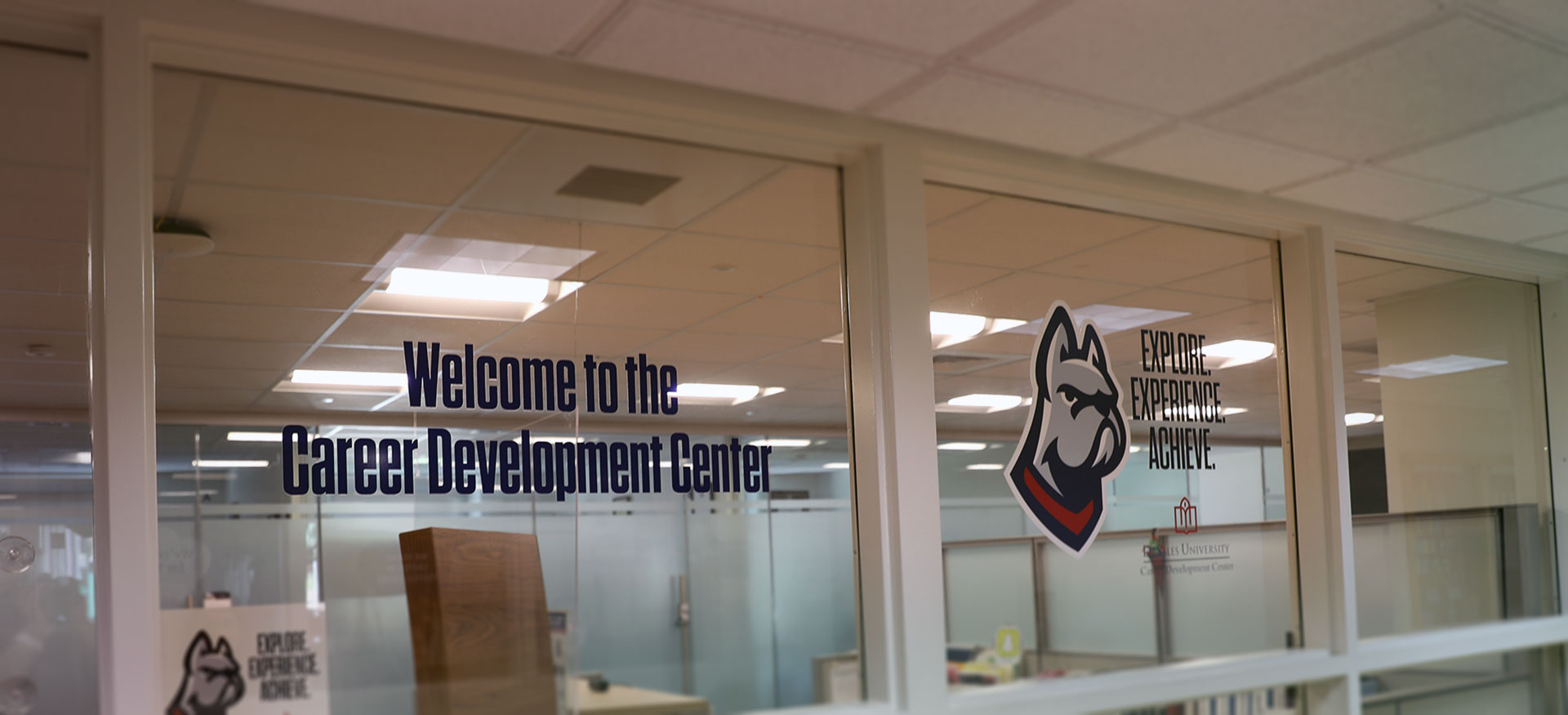 Career Development Banner