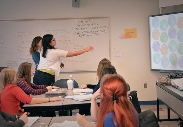 DeSales Education Classroom