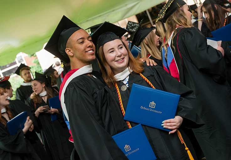 DeSales Graduation