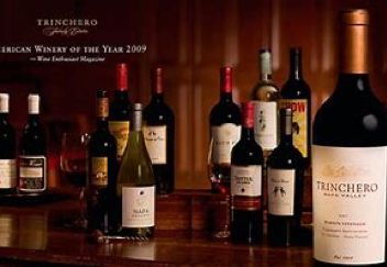 Assorted Wines from Trinchero