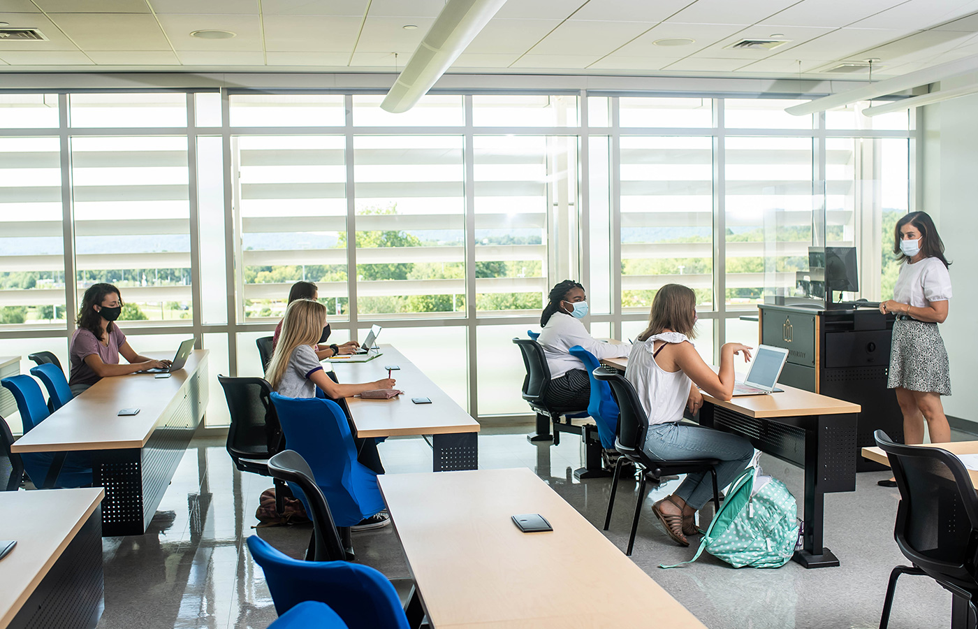 DeSales University Classroom