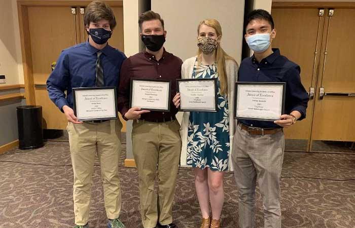 student life award winners