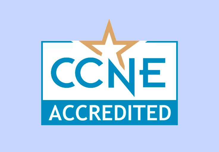 CCNE - Accredited