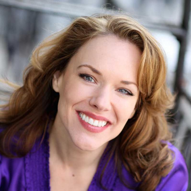 Emily Skinner Guest Artist at DeSales U