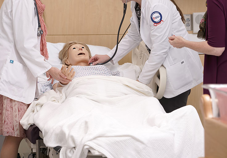 DeSales Simulation Lab