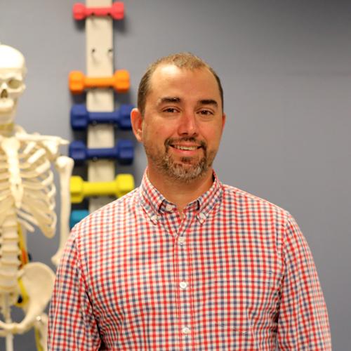 Sean Griech, PT, DPT, PhD, OCS, COMT