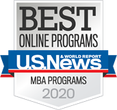 US News Badge-Online Programs-MBA Programs-2020