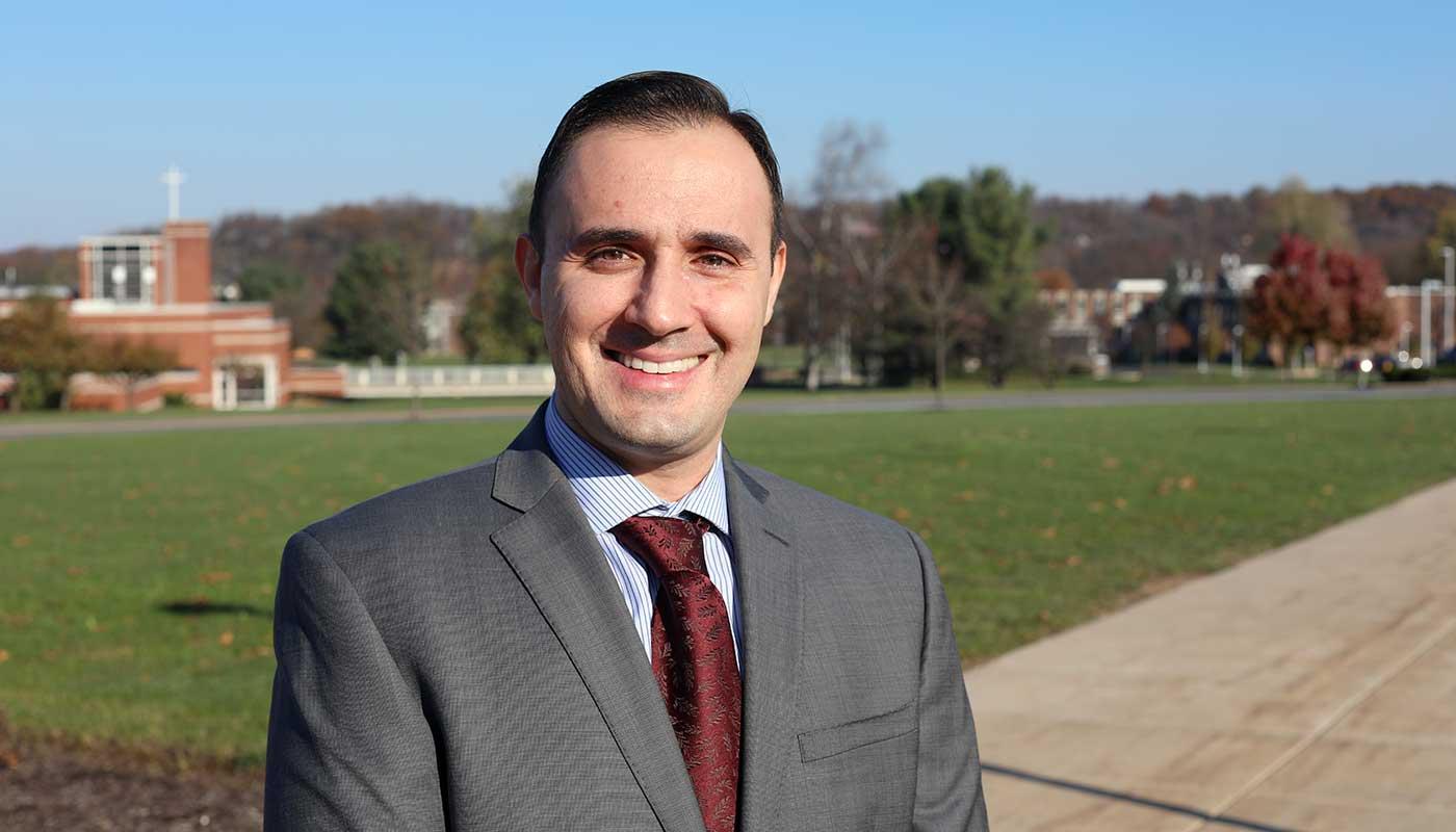 Chris Pinna Lean Six Sigma DeSales MBA