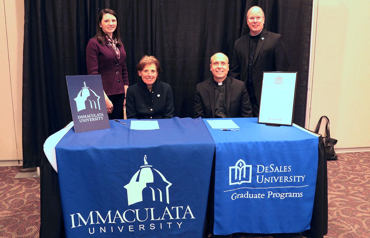 Immaculata Partnership