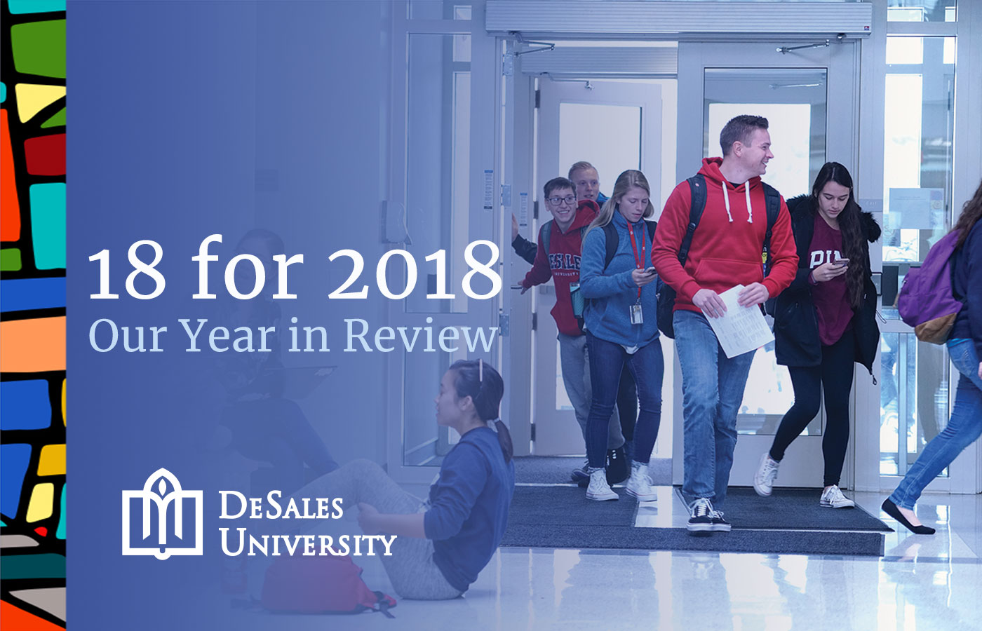 18 Stories for 2018 - Our Year in Review