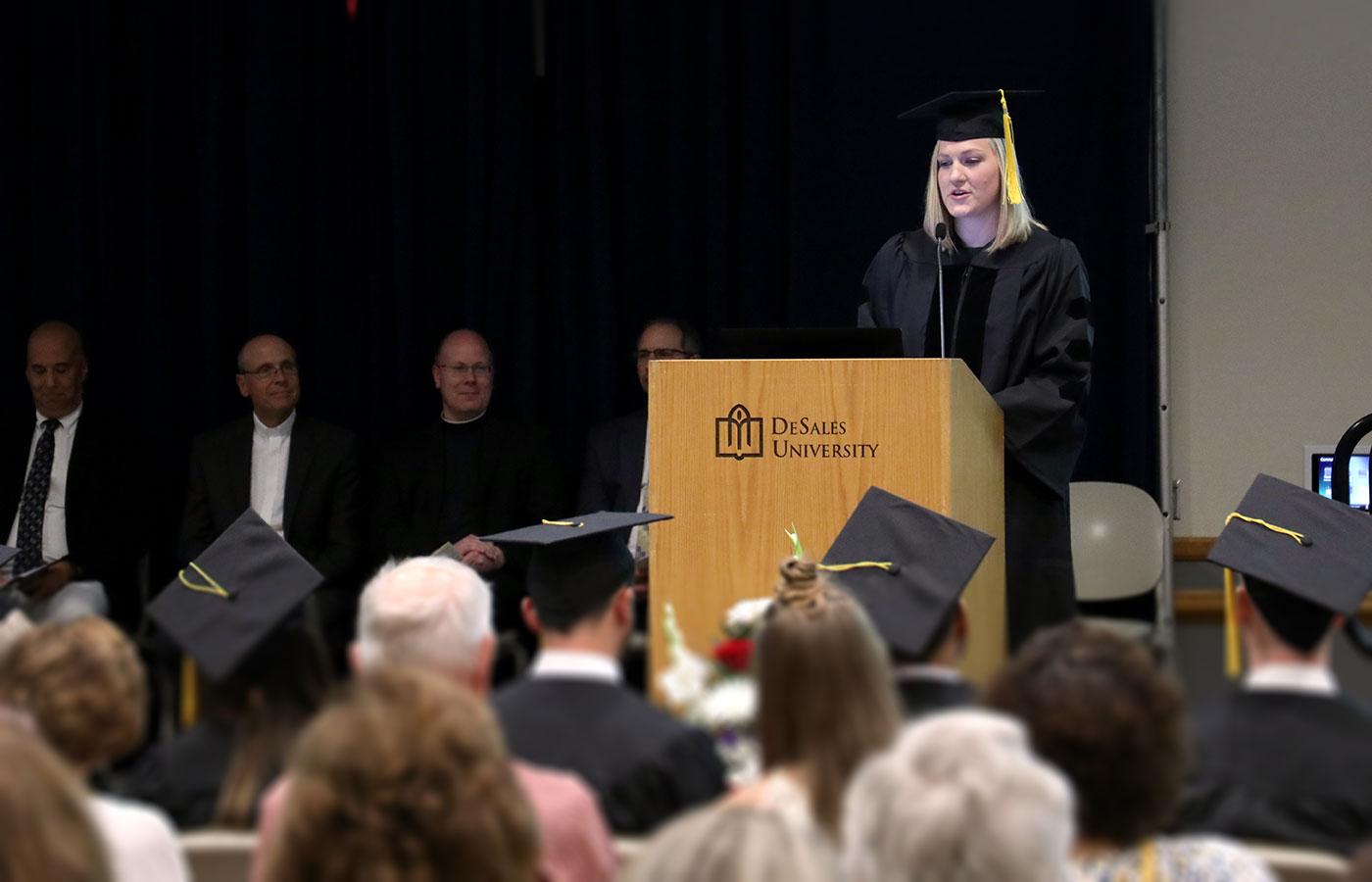 DeSale DPT Graduation 2019