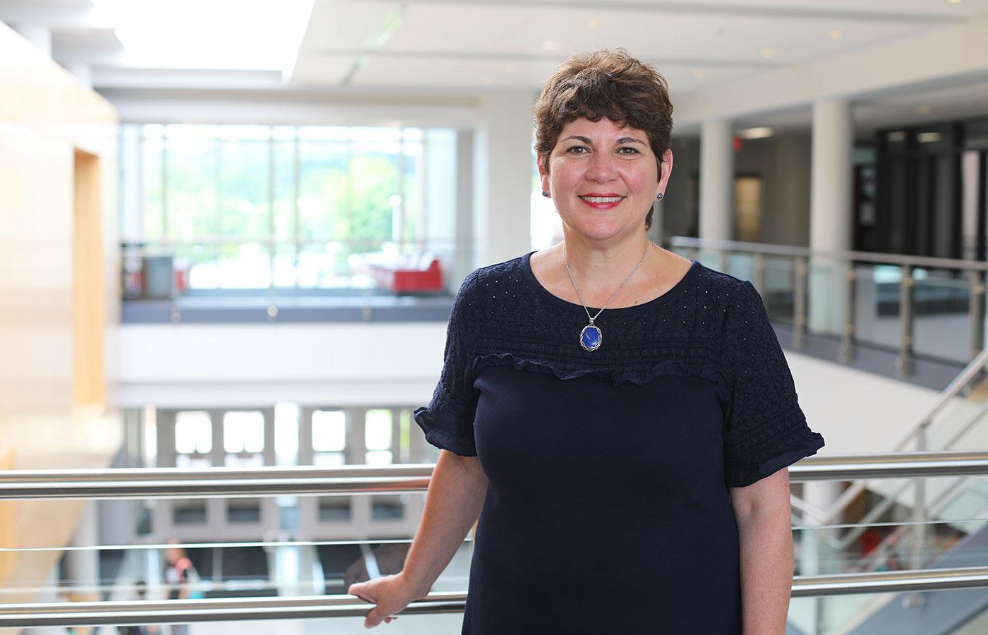 Meet Dr. Karen Kent, the new director of DeSales MBA program