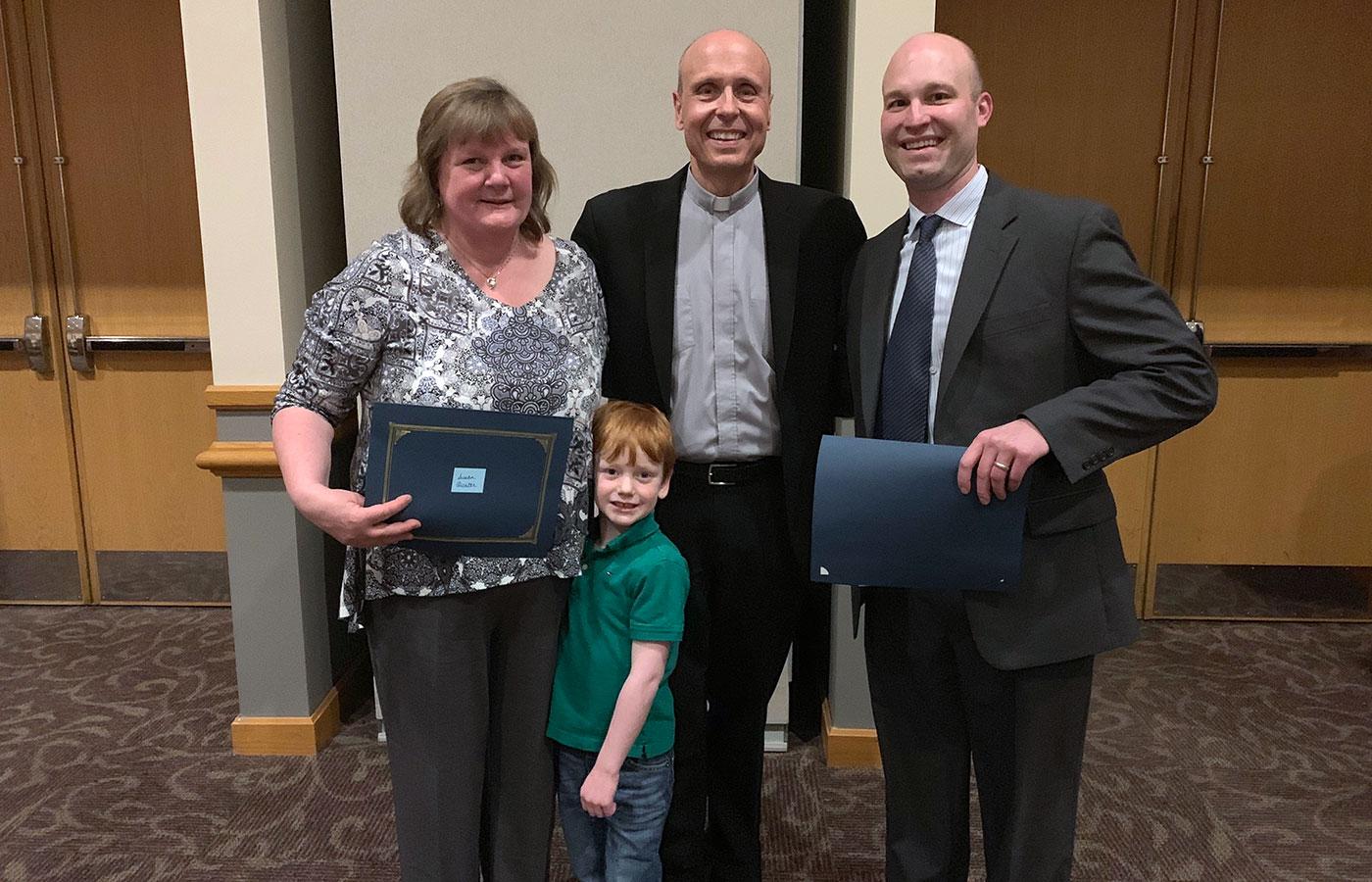 2019 Service Award Recipients