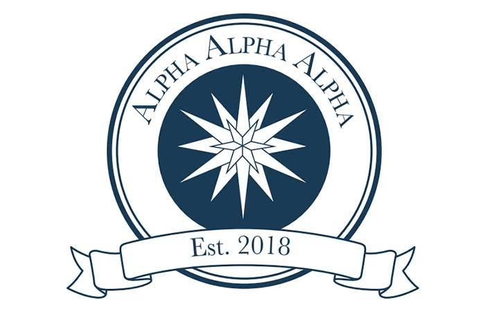 Alpha Alpha Alpha logo