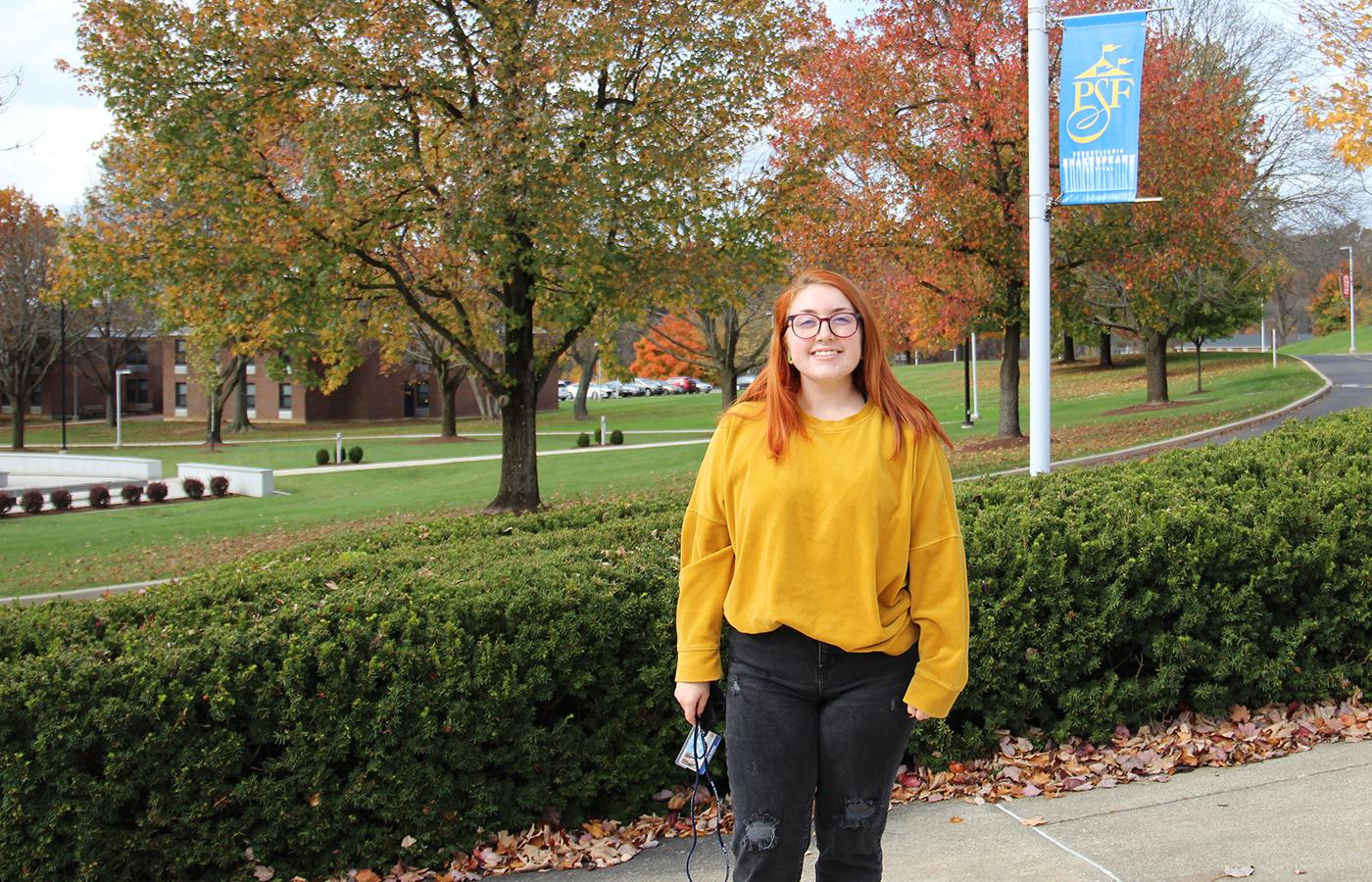 Madison Hoffman, Leadership Scholarship