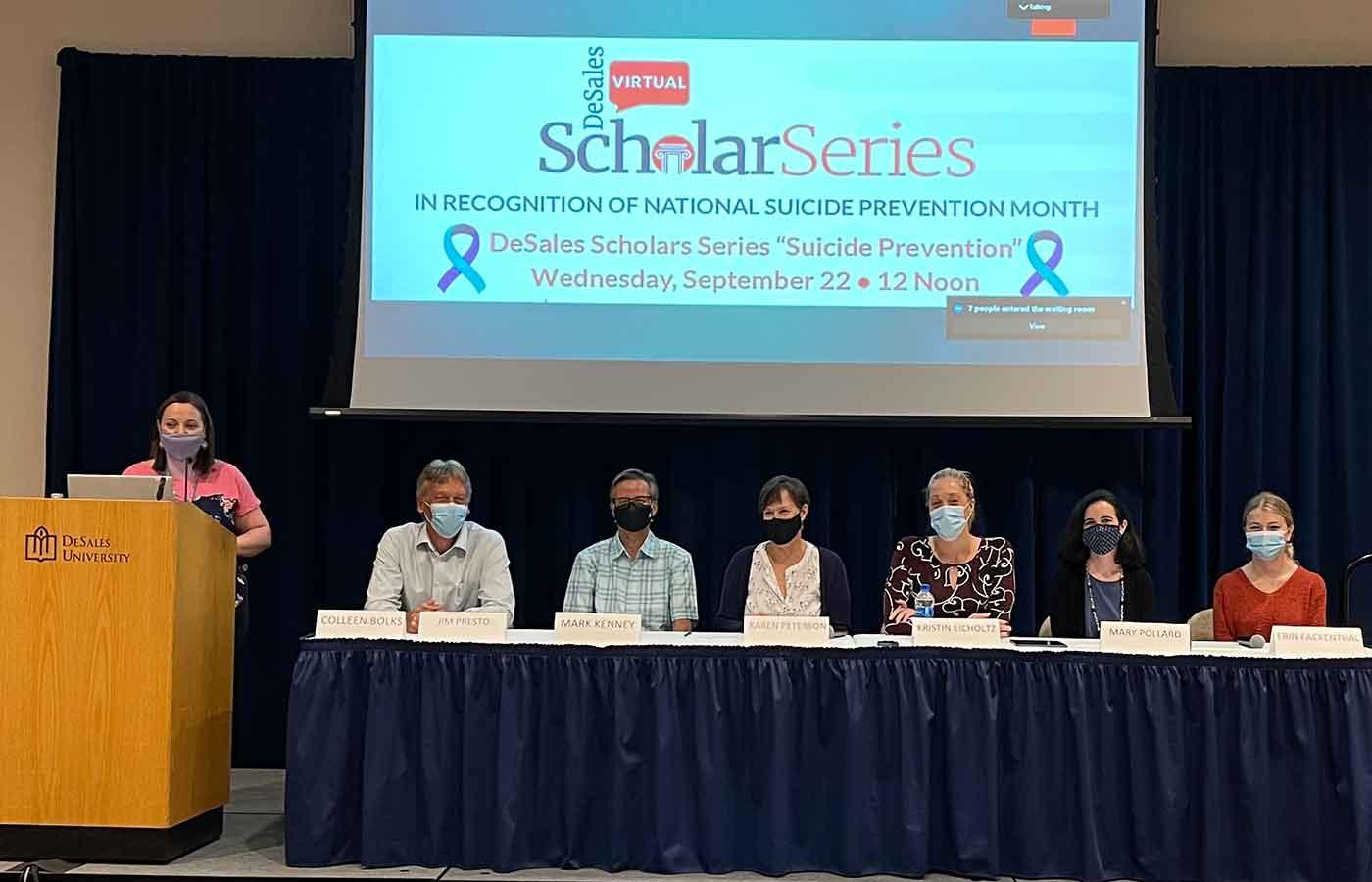 suicide prevention panel