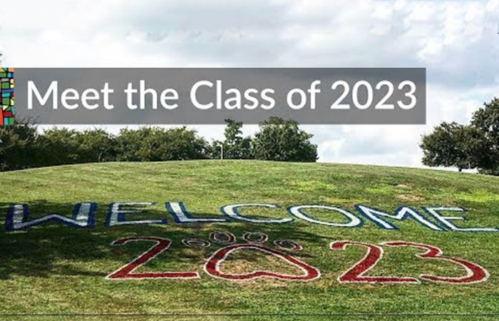 Welcome DeSales Class of 2023