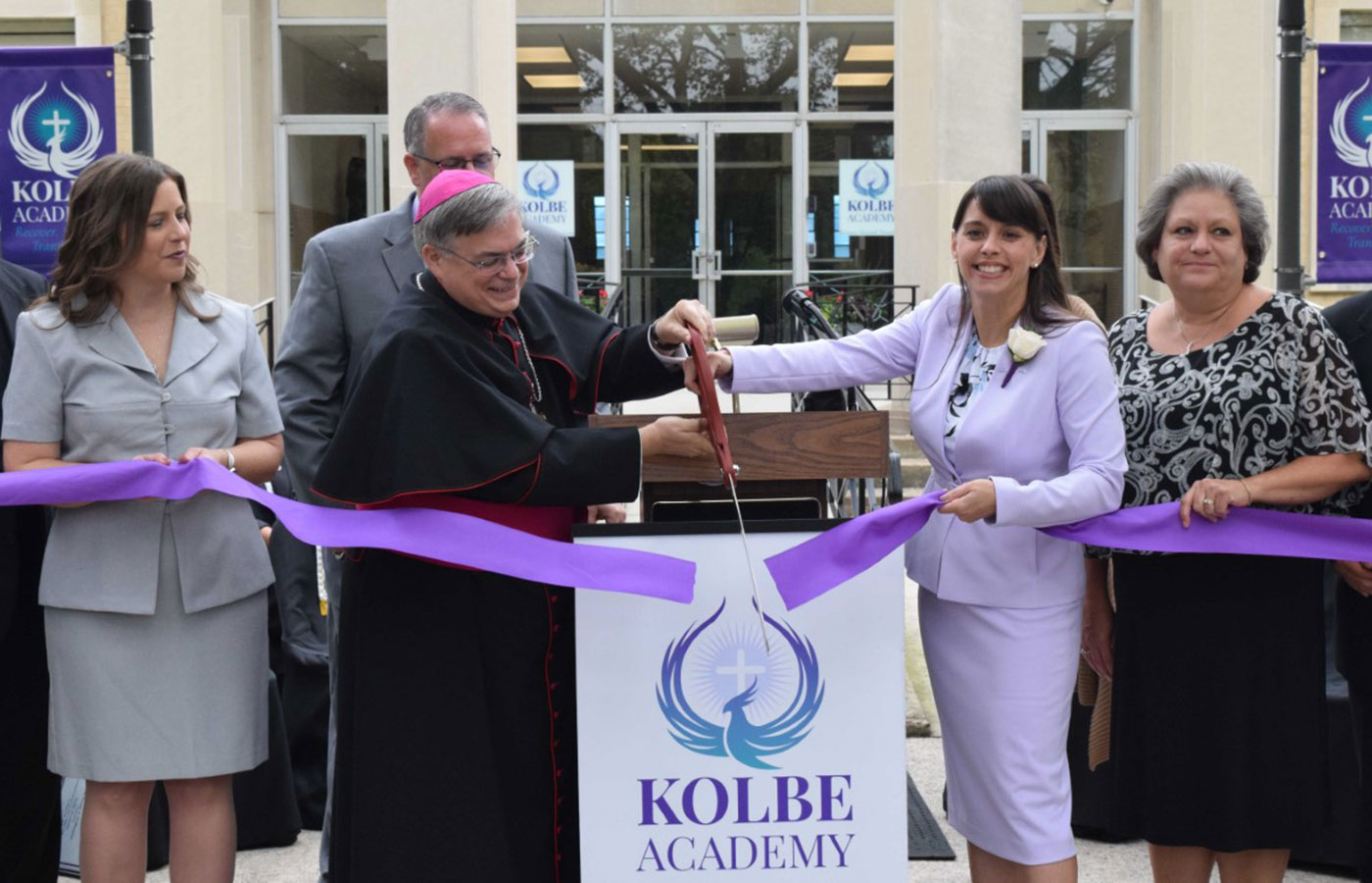 Diocese of Allentown opens Kolbe Academy