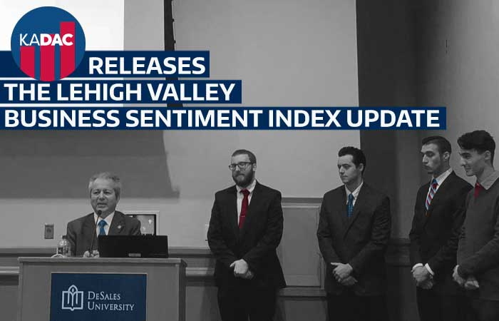 KADAC released the Lehigh Valley BSI Index Jan 2018
