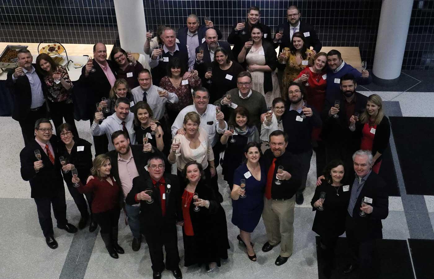 DeSales Alumni Vow Renewal 2020