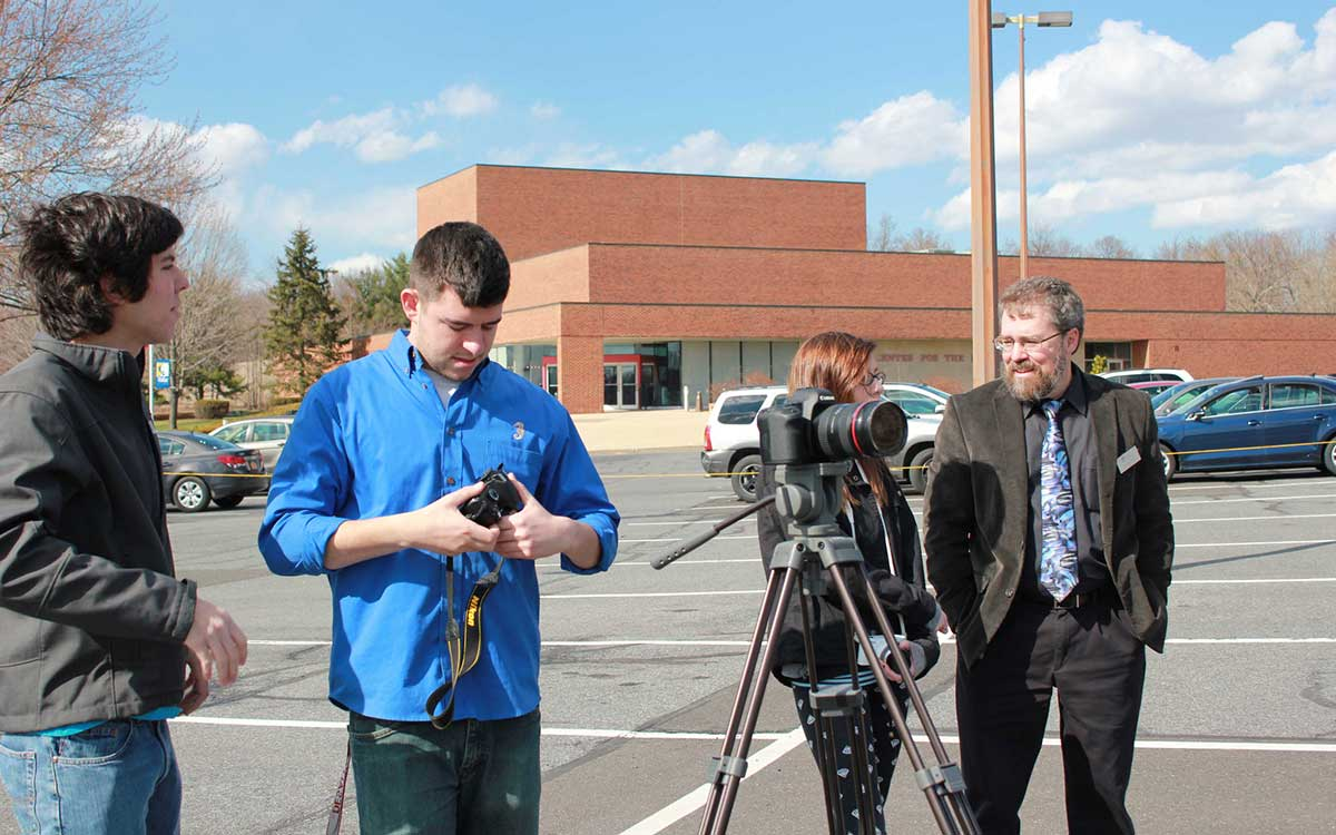 DeSales Media Studies TV Film